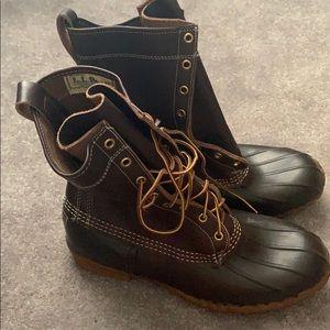 L.L. Bean Men's boots
